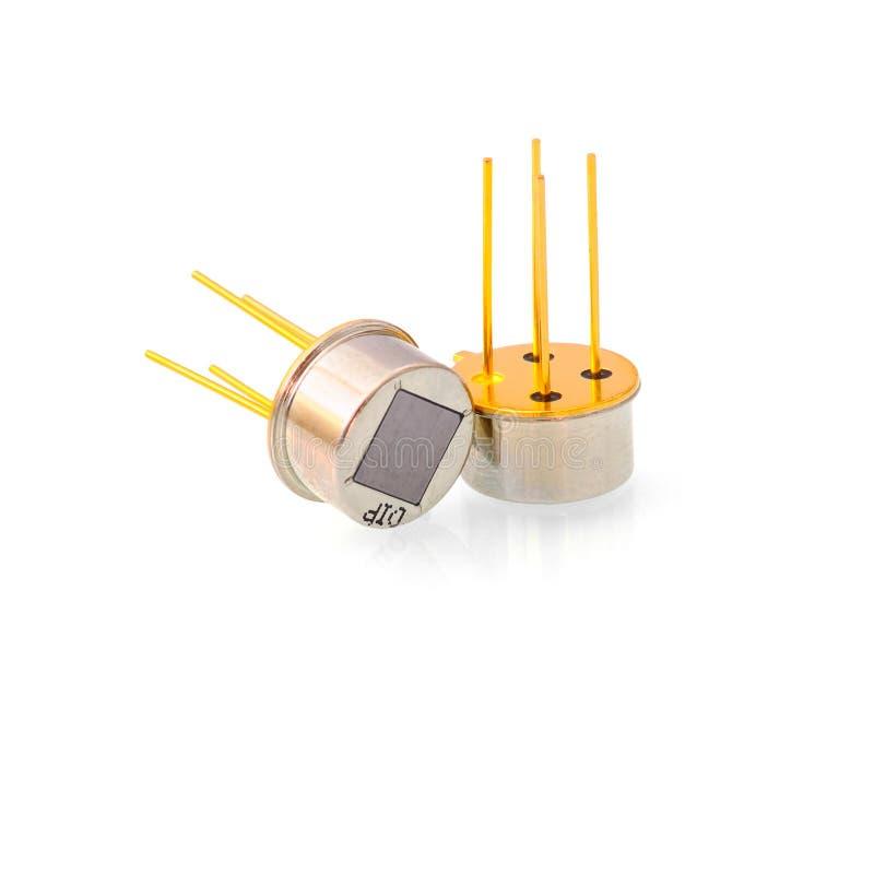 Elektronische sensor stock foto