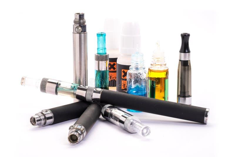 Elektronische Zigarette stockfoto
