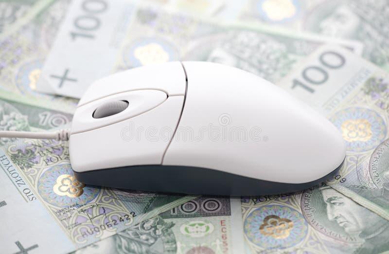 Elektronischer Geschäftsverkehr lizenzfreie stockbilder