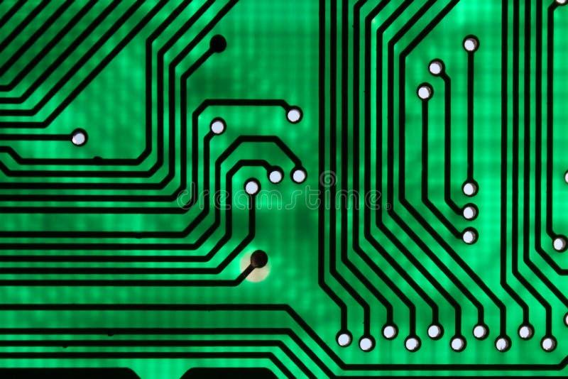 Elektronisches Bedienpult lizenzfreies stockbild