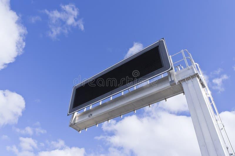 Elektronisches Panel stockbild