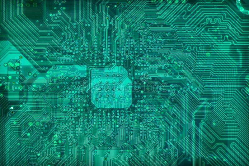 elektronisk industriell techtextur för bakgrund royaltyfri foto