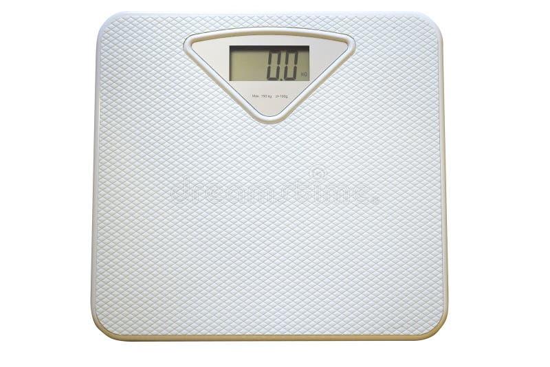 elektroniska scales royaltyfri foto