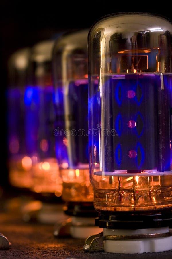 elektronrör arkivbilder