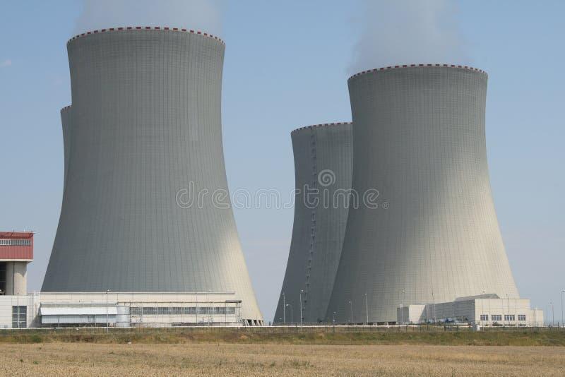 elektrowni jądrowej moc obrazy royalty free