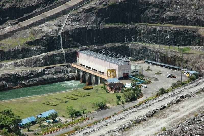 elektrownia wodna zdjęcia royalty free