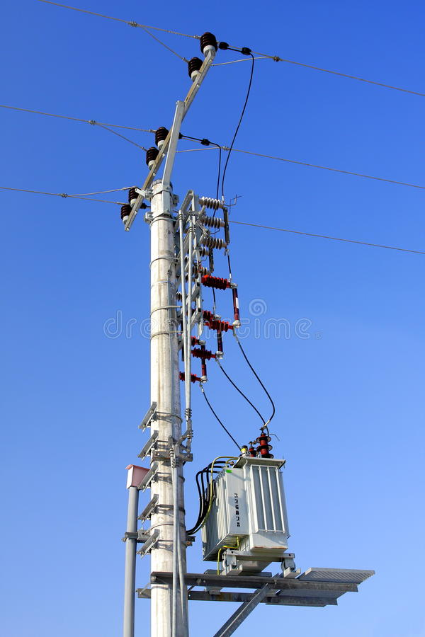 elektryczna poczta zdjęcia stock