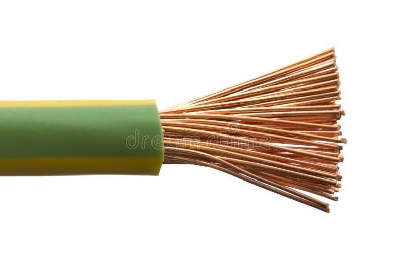 elektryczni druty zdjęcia stock