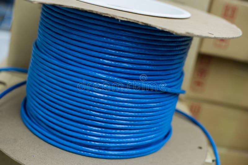 Elektryczni druty zdjęcie stock