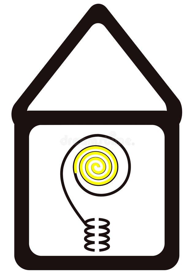 elektryczność współczesnego świata obrazy stock