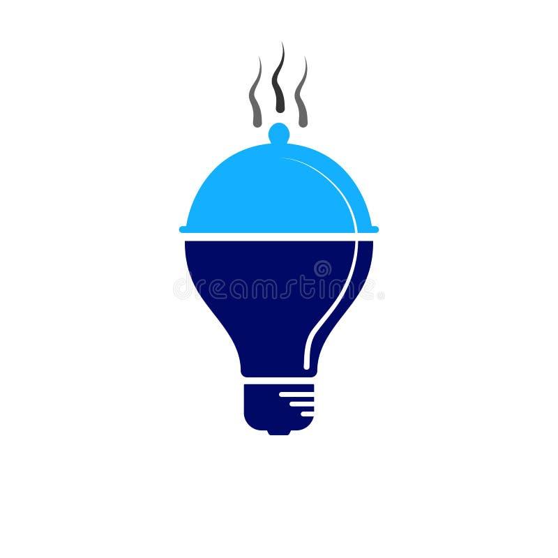 Elektryczny grill, prosta ikona dla stron internetowych i apps, royalty ilustracja