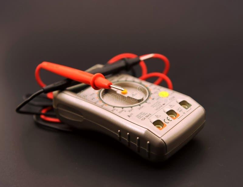 elektryczny metr zdjęcia stock