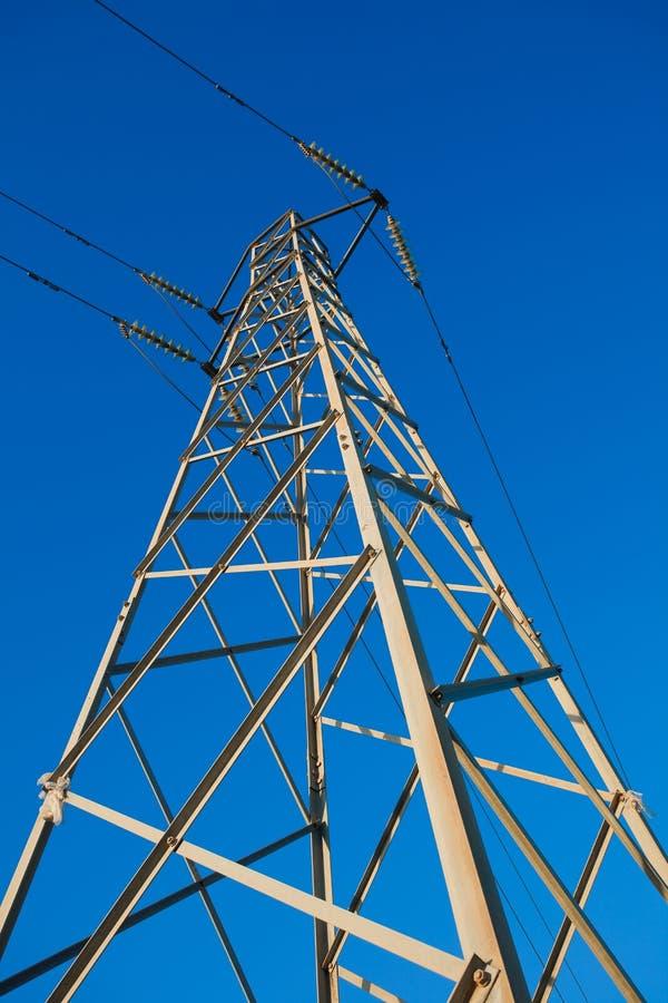 elektryczny pilon zdjęcia stock