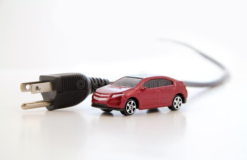 elektryczny samochodowy pojęcie fotografia royalty free