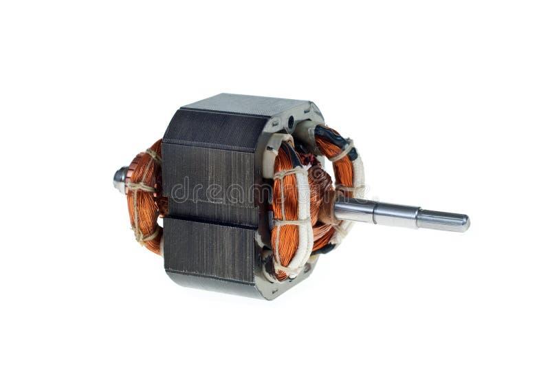 Elektryczny silnik zdjęcie royalty free