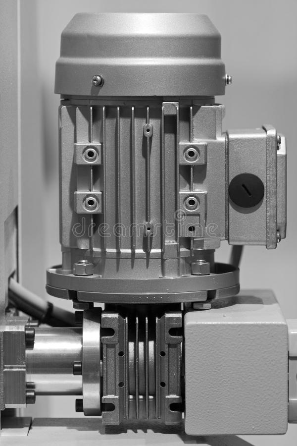 Elektryczny silnik obraz stock