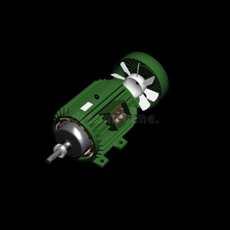 elektryczny silnik zdjęcia stock
