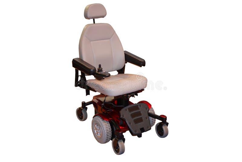 elektryczny wózek inwalidzki zdjęcie stock