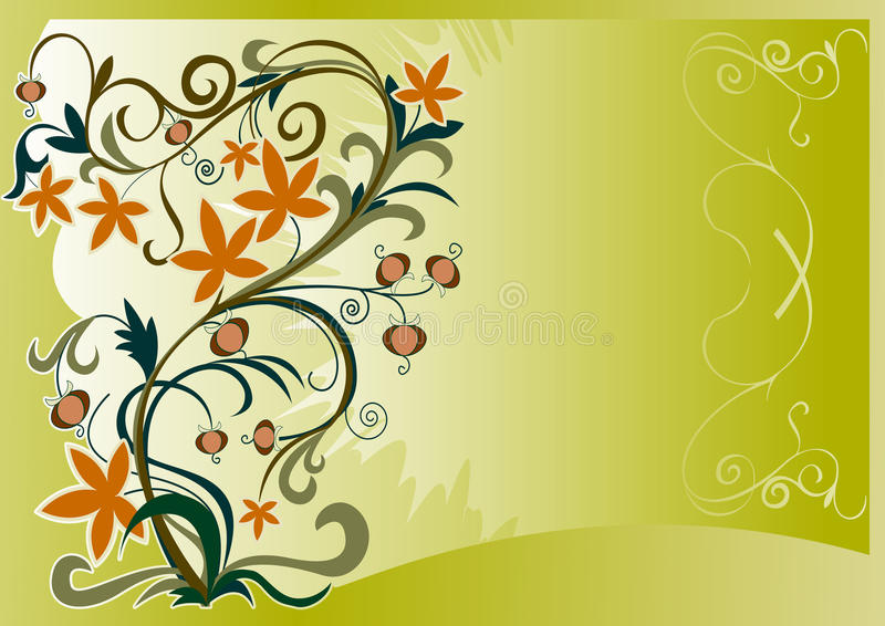 Element decorative stock illustration