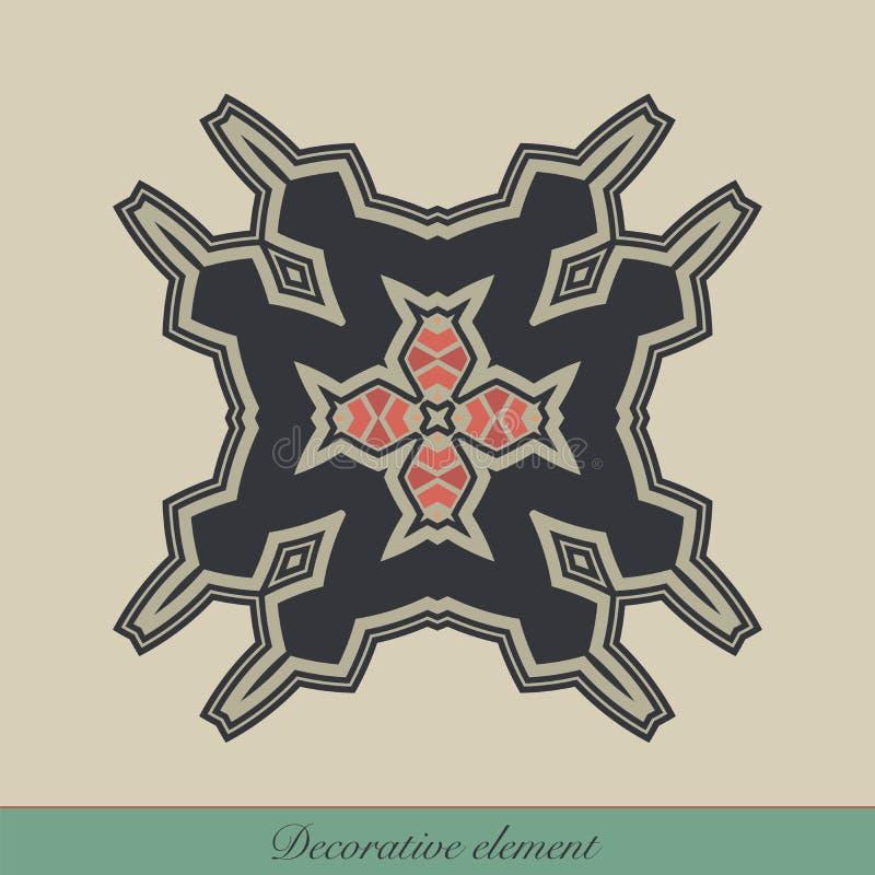 element dekoracyjny ilustracja wektor