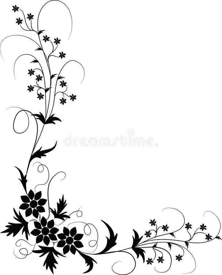 Element for design, vector stock illustration