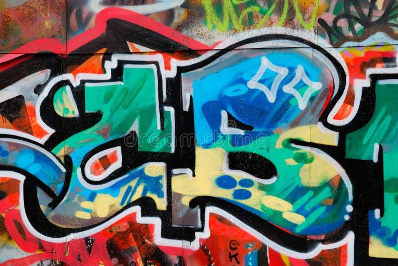 Element of graffiti stock photos