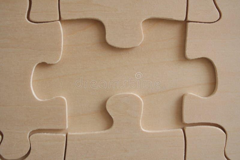 element jigsaw drewna obrazy stock