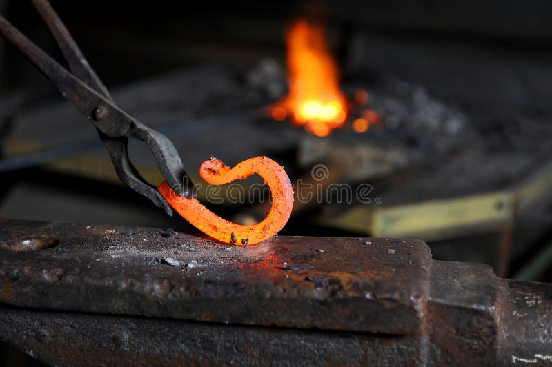 Element in the smithy