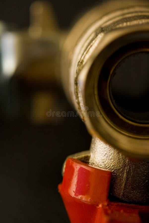 element wyposażenia hydrauliki fotografia royalty free