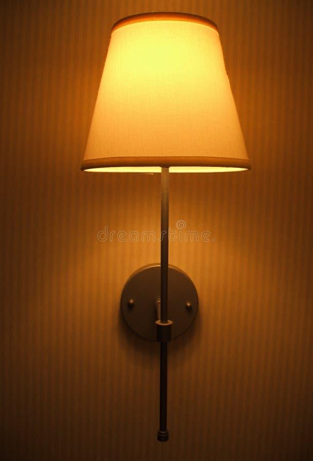 element wyposażenia zwykła lampa zdjęcia royalty free