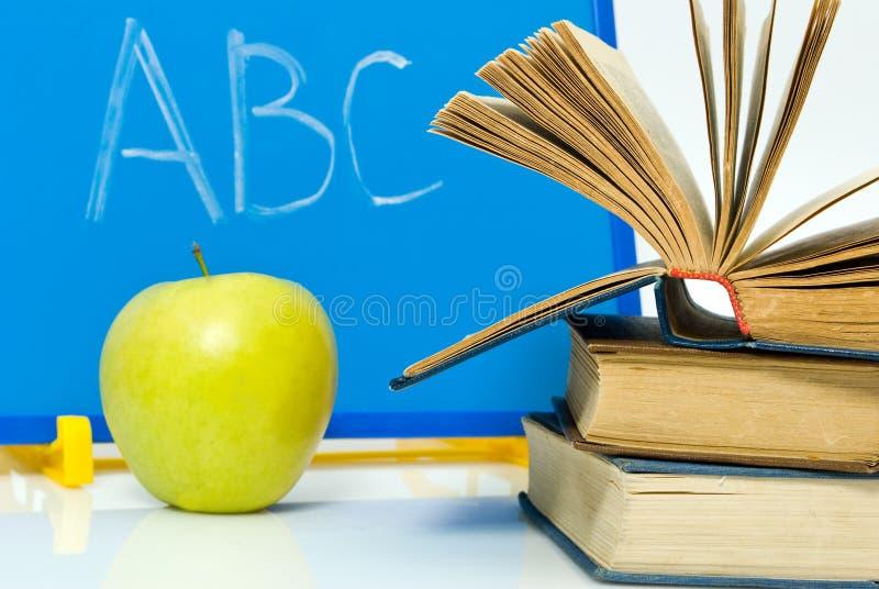 Elementary school stock image