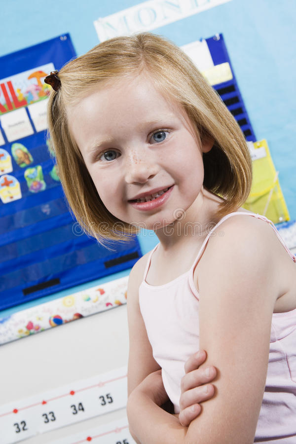 Elementary Student royalty free stock photography