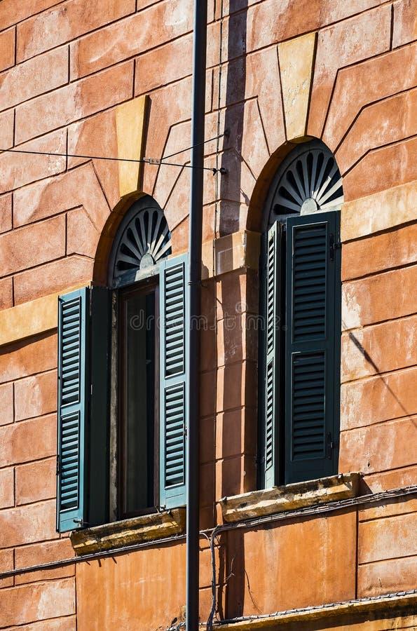 Elemente der Stadt von Verona machten in Italien lizenzfreie stockfotografie