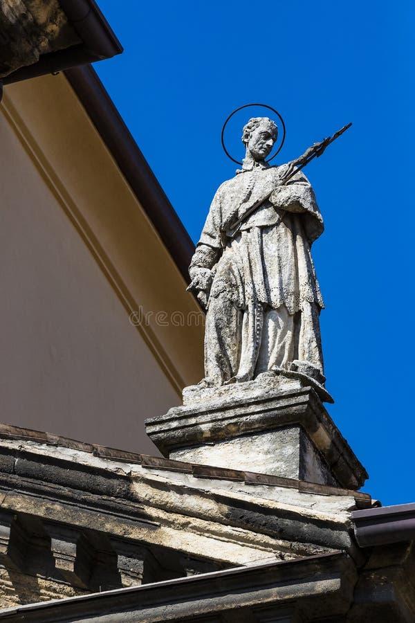 Elemente der Stadt von Verona machten in Italien stockbilder