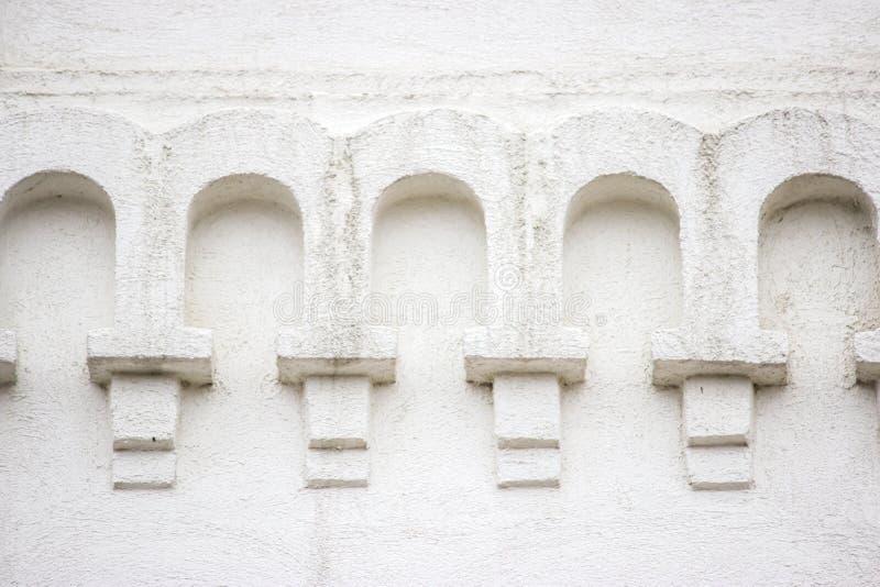 Elementenarchitectuur van Kerk stock afbeeldingen