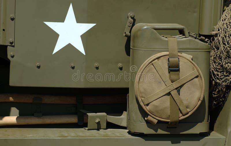 Elementi dell'annata WWII fotografia stock libera da diritti