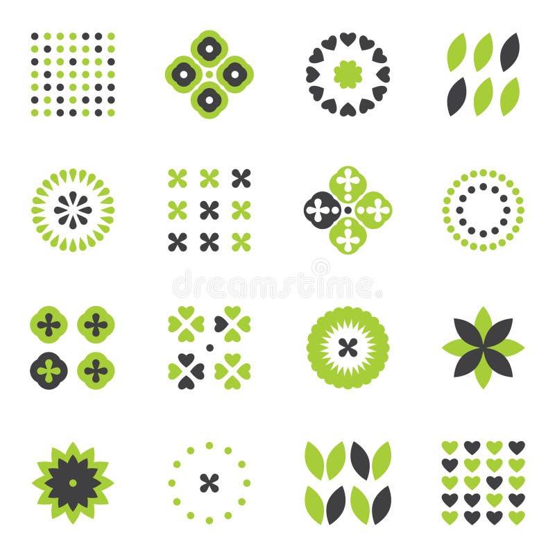 Elementi di disegno illustrazione di stock