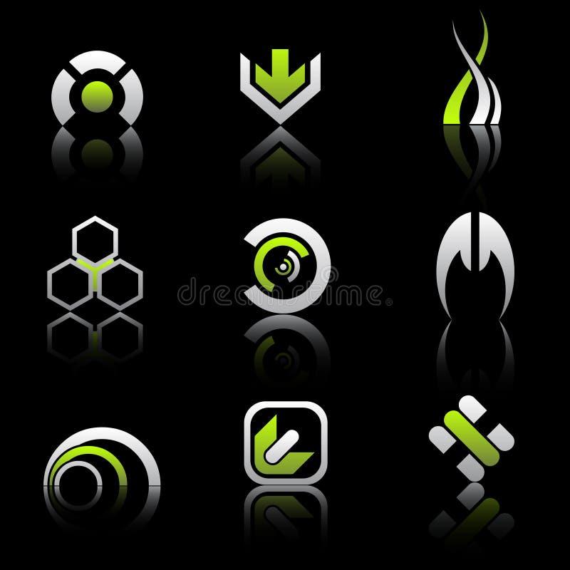 Download Elementi di disegno illustrazione vettoriale. Illustrazione di elemento - 7317153