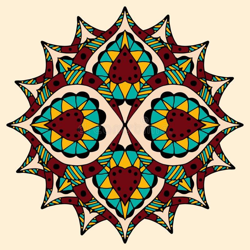 Elemento abstracto ilustración del vector