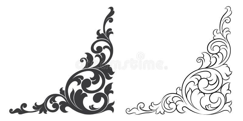 Elemento de Desing ilustração stock