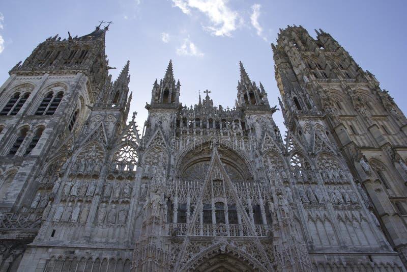 Elemento de la arquitectura gótica imagen de archivo