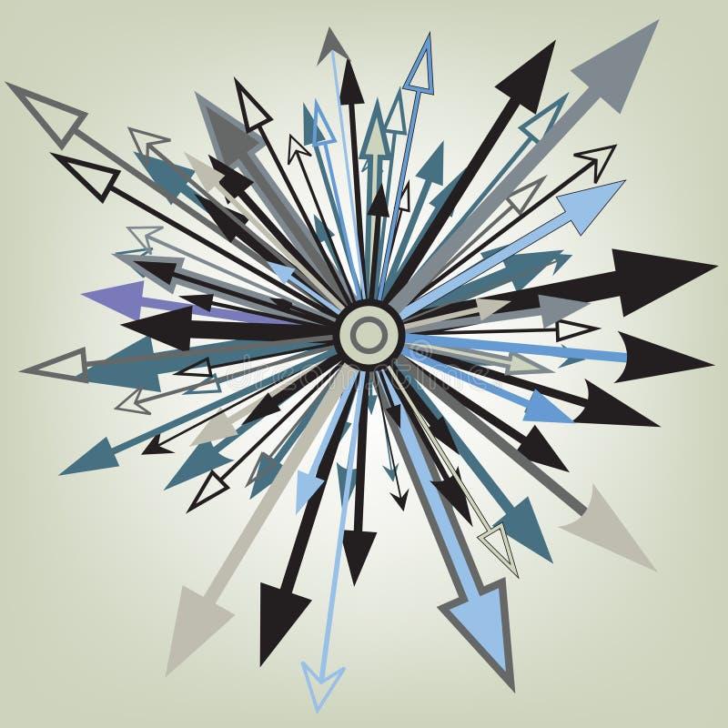 Elemento de la flecha