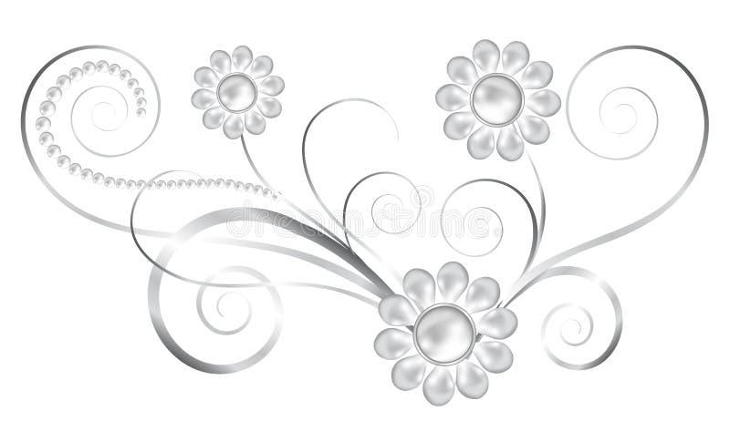 Elemento de la joyería stock de ilustración