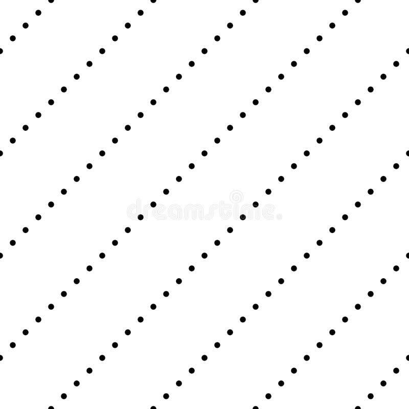 Elemento decorativo in bianco e nero Forte struttura illustrazione di stock