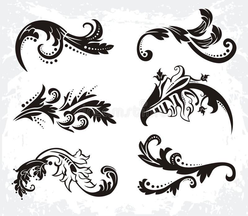Elemento del capítulo ilustración del vector