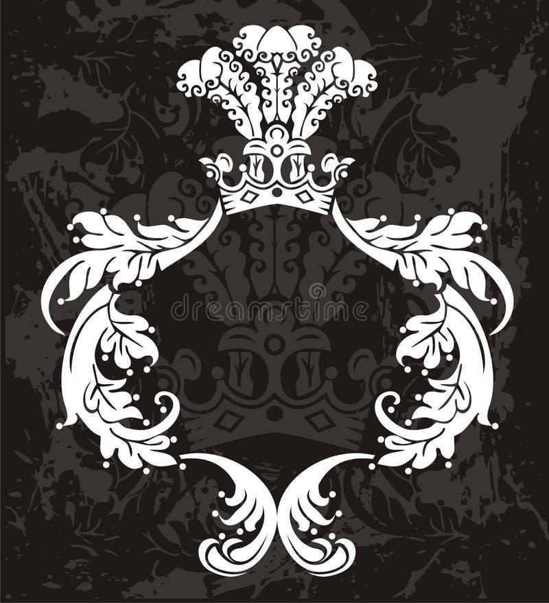 Elemento del contrassegno royalty illustrazione gratis