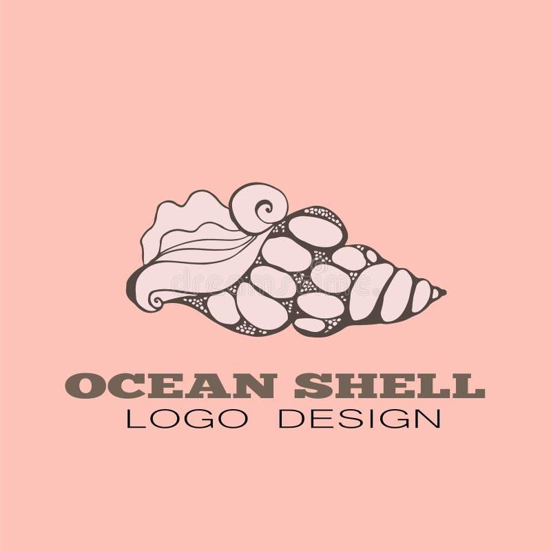 Elemento del diseño para la compañía del viaje stock de ilustración