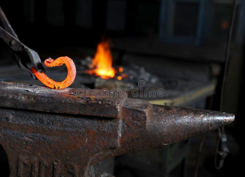 Elemento del hierro foto de archivo