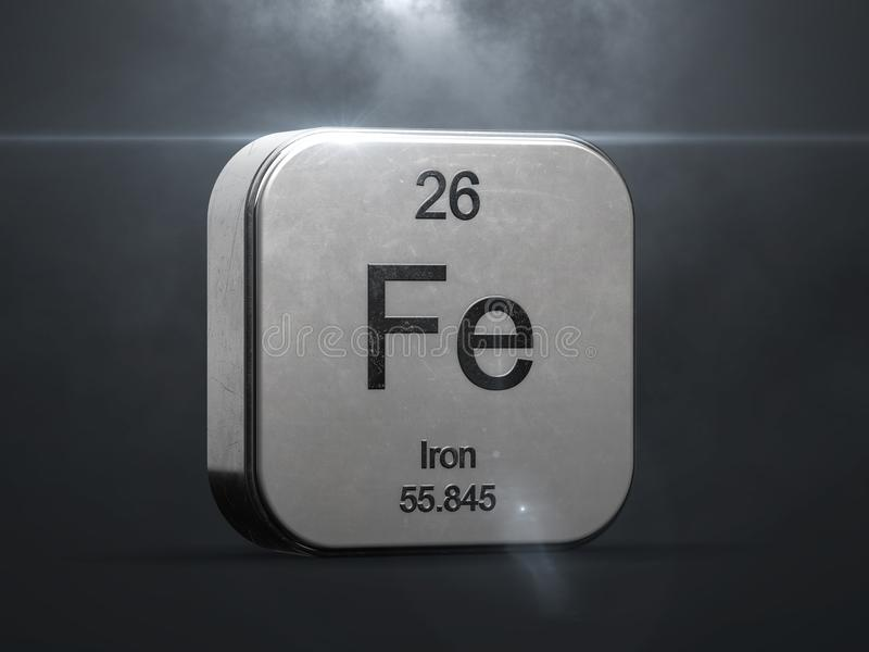 download elemento del hierro de la tabla peridica stock de ilustracin ilustracin de agradable - Tabla Periodica De Los Elementos Hierro