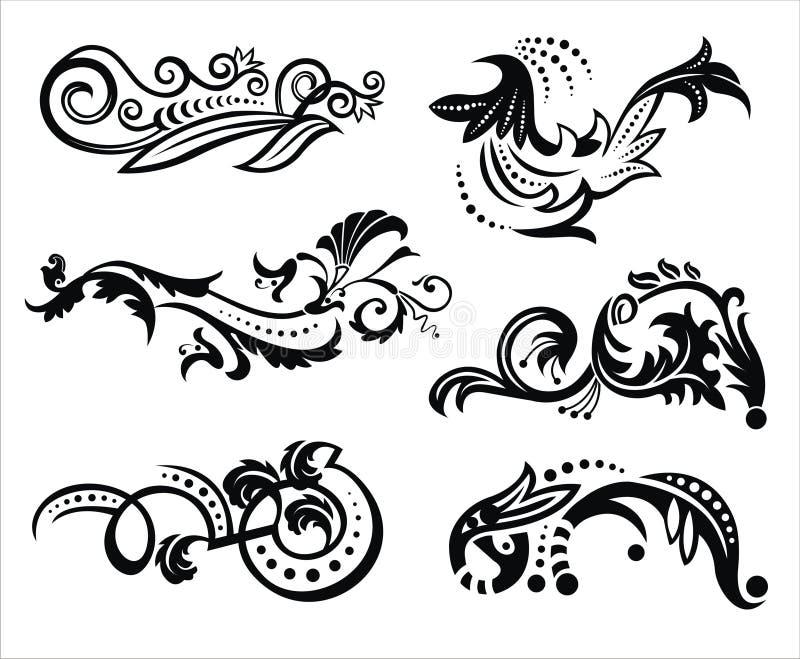 Elemento della pagina illustrazione vettoriale